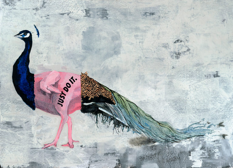 Peacock - Per Ekros