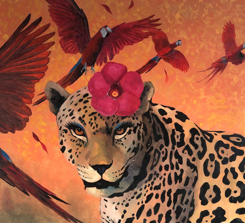 She Jaguar - Per Ekros
