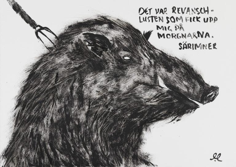 Särimner - Per Ekros